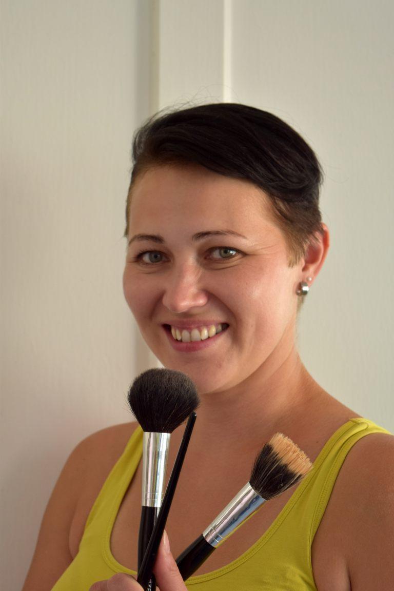 Marcela Kramářová - vizážistka