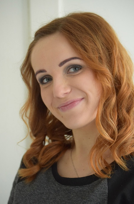 Martina Šerá, vizážistka