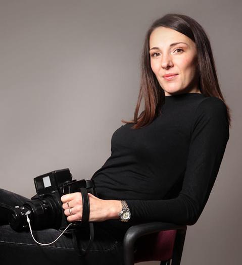 Veronika Kolářová, profesionální fotografie